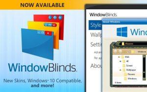 WindowBlinds 10.85 Crack Download Product Key [Latest] 2020