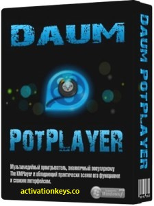 Daum PotPlayer 1.7.20538 Crack + Serial key 2020 [Latest]