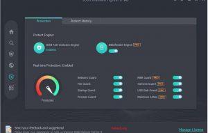IObit Malware Fighter Pro 8.1.0.645 + Key [Latest]