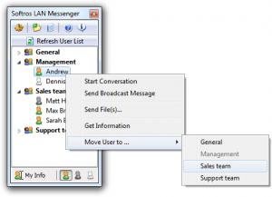 Softros LAN Messenger v9.5.5 Crack + License Key Latest 2020