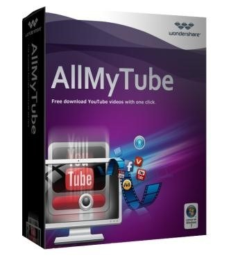 Wondershare AllMyTube 7.4.9.2 with Crack Latest Version 2020