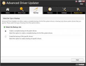 Advanced Driver Updater v4.5.1086.17Crack 2020 [Latest]