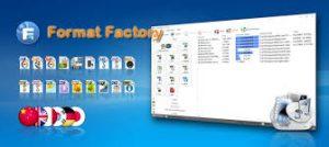 Format Factory 5.4.0.0 Crack + Keygen Full 2020 Latest