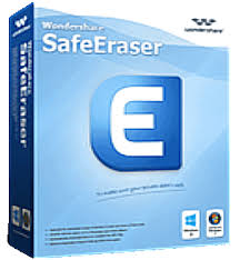 Wondershare SafeEraser [4.9.9] Crack + Serial Key (Latest 2020) Free Download
