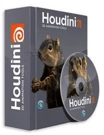 SideFX Houdini crack 2020 Full Version